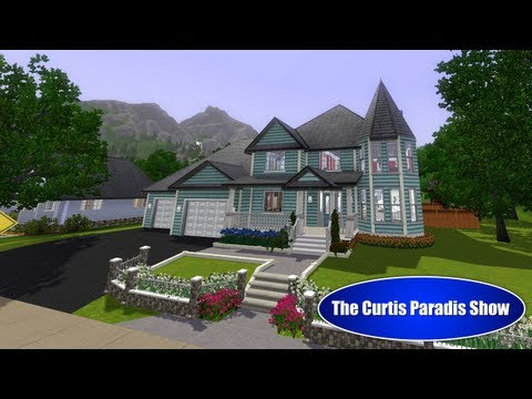 The Sims 3 - Building a Victorian Classic