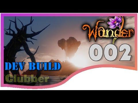 Wander Update Dev Version 4 November 2014 ★ MMORPG ★ Lets Play - Deutsch -  Wander Gameplay #002