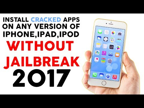 How To Install Apps On Iphone Without Jailbreak / Itunes (Work On All IOS Device)
