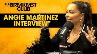 Angie Martinez Brings