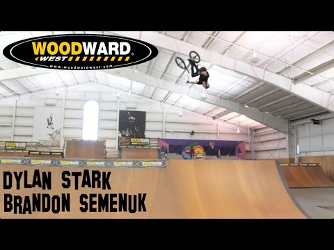 GETTING WILD AT WOODWARD WEST WITH SEMENUK & STARK