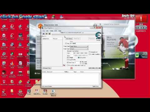 Fifa 14 manager mode MONEY HACK UNLIMITED MONEY