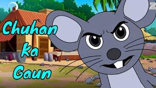 Chuhan Ka Gaon - Epi - 30 - Chimpoo Simpoo - Funny Hindi Animated Cartoon Show - Zee Kids