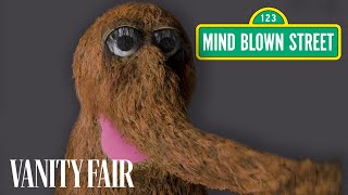 Mr. Snuffleupagus Reads Mind-Blowing Facts About the Universe   Vanity Fair