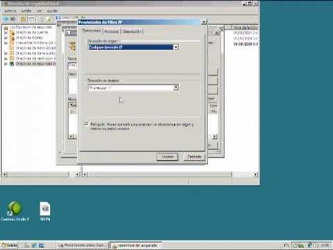 Windows Server 2003 (Configurar IPSEC - Firewall)
