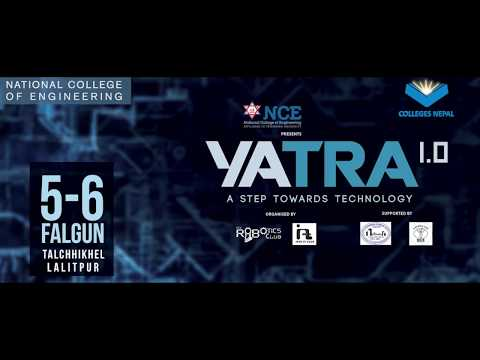YATRA 1.O | NATIONAL COLLEGE of ENGINEERING | COLLEGES NEPAL