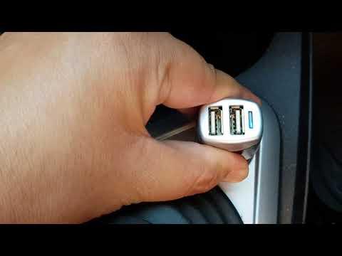 Amazon Basics Car Charger India Review - Ford Figo