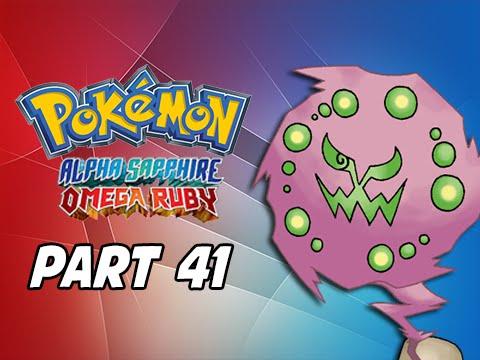 Pokemon Omega Ruby & Alpha Sapphire Walkthrough Part 41 - Spiritomb (3DS Commentary)