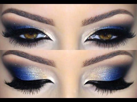 ♡ Cobalt Blue MakeUp Tutorial | Mellissa Samways ♡