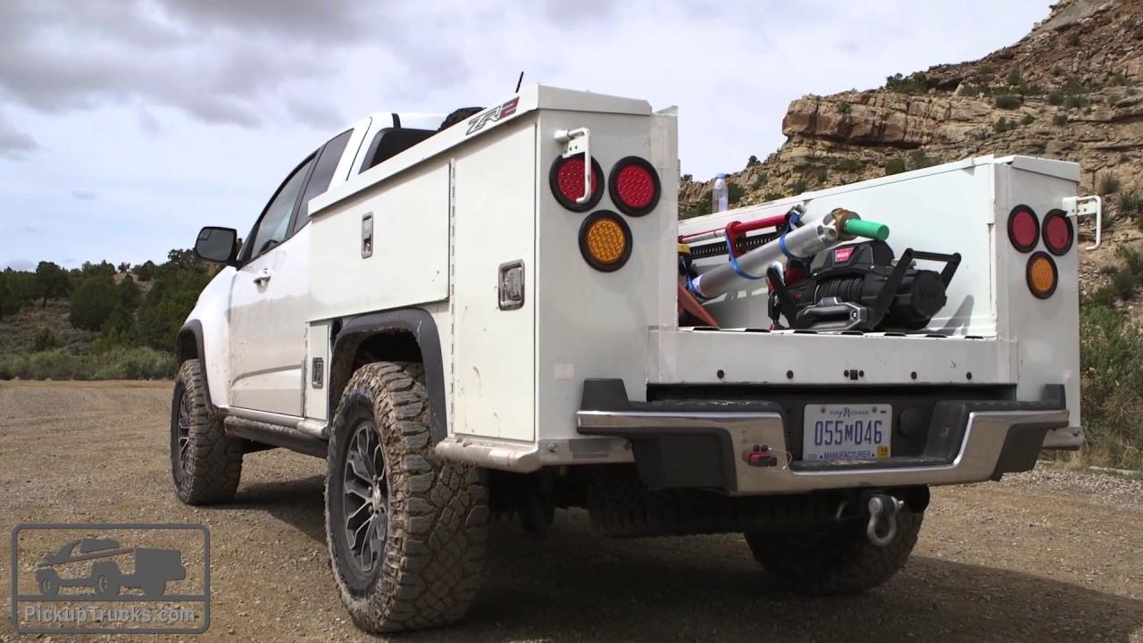 2017 Chevrolet Colorado ZR2 Utility Custom Truck