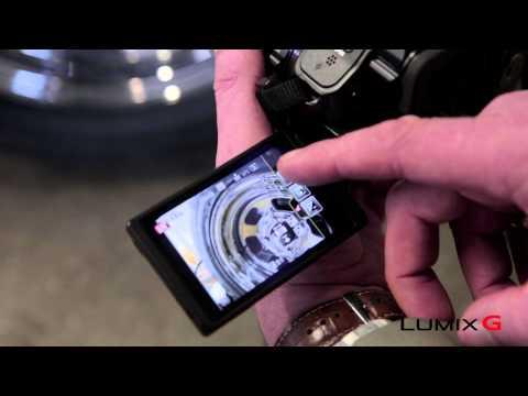 Panasonic Lumix G5 - Tutorial 6 - Getting Creative with iA+