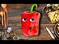 Овощи / ОВОЩИ И ФРУКТЫ для детей / развивающие мультфильмы для самых маленьких / Мультик про овощи