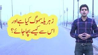 """Smog"" Kia hai...? Is Se Kaisay Bacha Jaye...? Janiay Is Report Main"