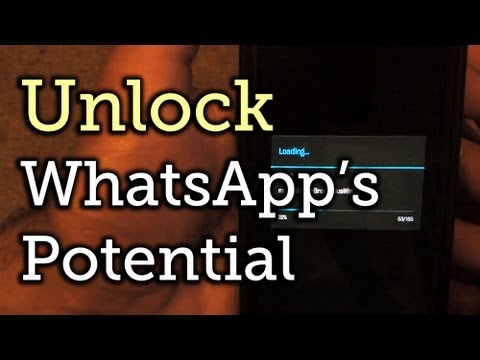 Customize WhatsApp with Themes & Hidden Features on Your Samsung Galaxy S3 [How-To]