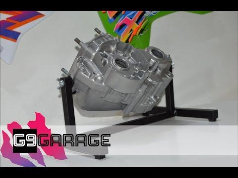 Dirt Bike Engine Stand - Shop Made Tools - Episode 2