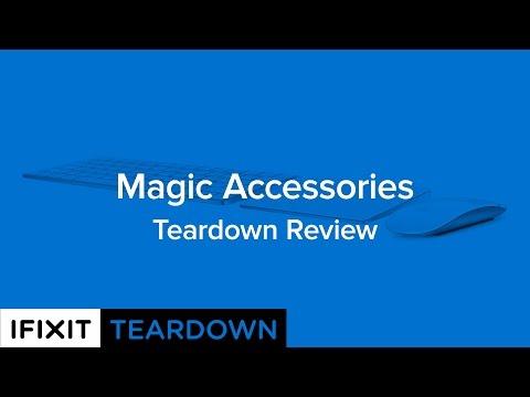 Magic Accessories Teardown Review (Magic Keyboard, Magic Mouse, and Magic Trackpad