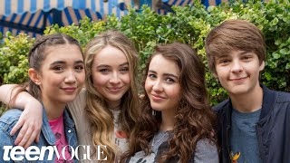 Join 'Girl Meets World''s Rowan and Sabrina at Disney's California Adventure | Besties
