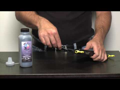 Toner Refill Kit for Samsung CLP-310 / CLP-315 - how to refill Samsung using toner refills