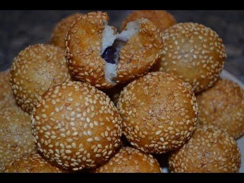 Buchi/Sesame Seed Balls