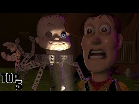 Top 5 Scariest Disney Moments