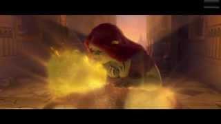 Shrek Forever After - Shrek disappears scene