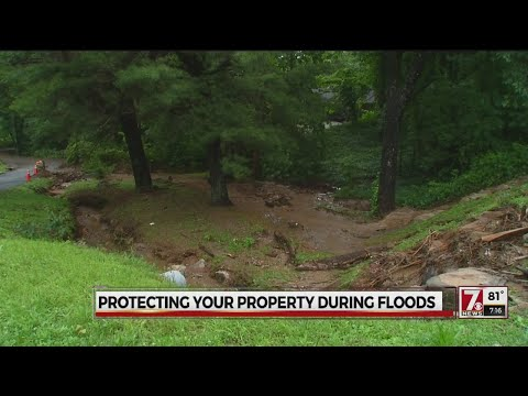 NC homeowners struggle to keep flood waters at bay with no hope of insurance help