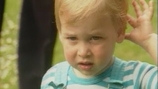 Royal Baby: Prince William as a baby