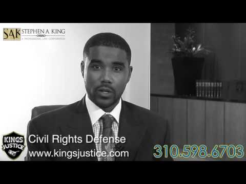 civil rights attorneys Los Angeles | Stephen A. King | Civil Lawyer
