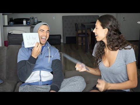 Boyfriend Vs. Girlfriend Challenge!