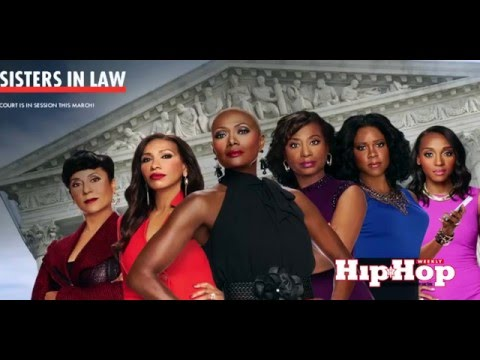 Hip Hop Weekly ALL ACCESS: Interview with the Cast of WeTV's Sisters In Law