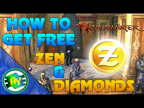 Neverwinter: Explain How To Get Zen And Astral Diamonds! (Xbox One)
