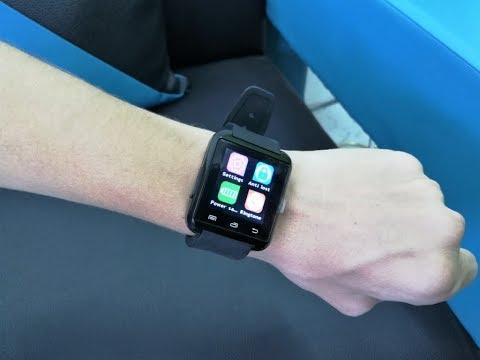 Cheapest Android Smart Watch (Bingo U8)