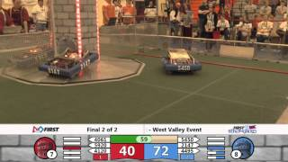2016 PNW FIRST FRC West Valley Match final 002
