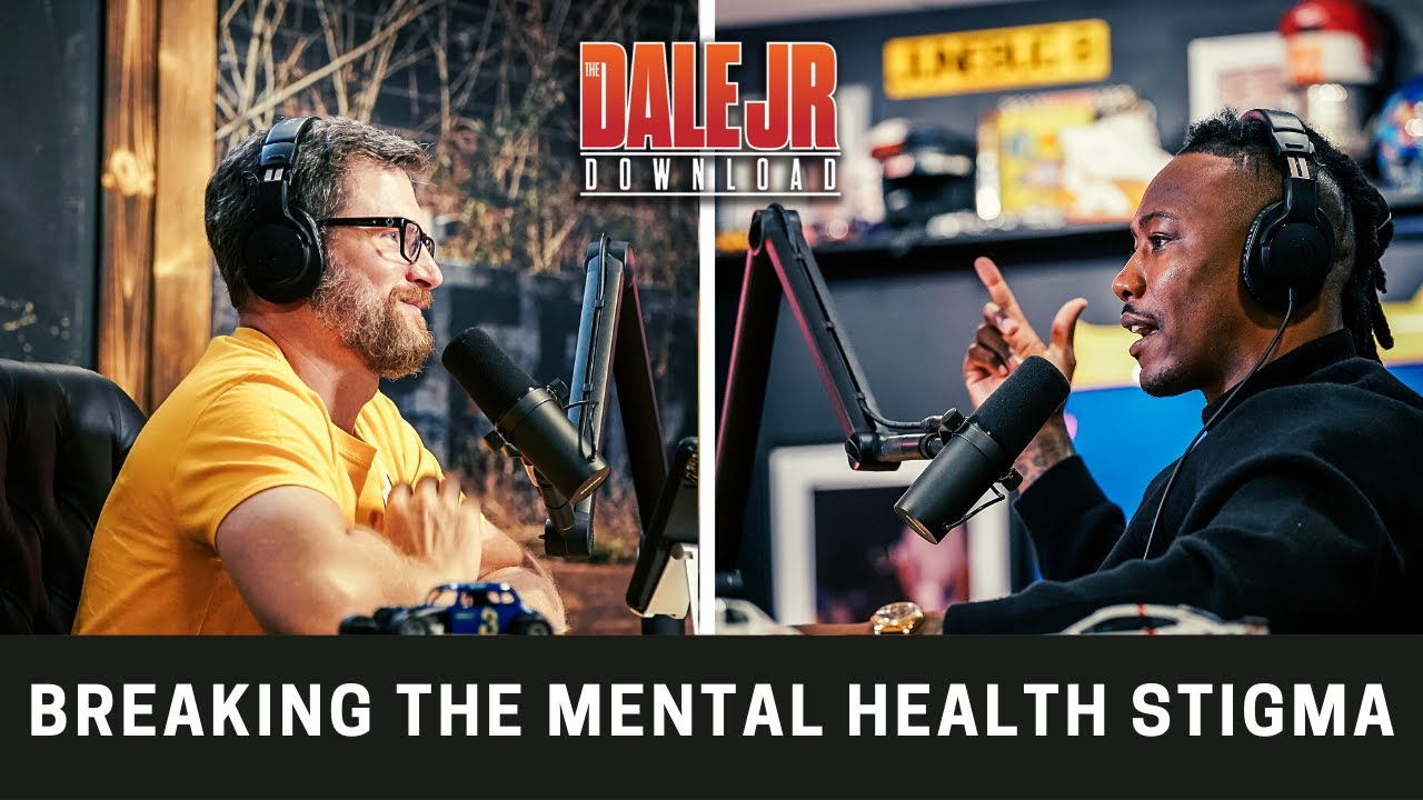 Dale Jr. Download: Mental Fitness with NFL Wide Receiver Brandon Marshall