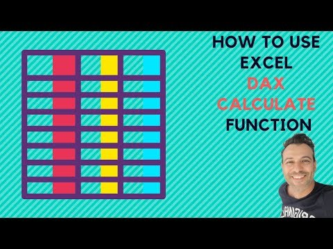 Excel Power Pivot Tutorial: Using DAX CALCULATE Function