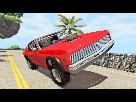 Best of Loss of Control Crashes #2 – BeamNG Drive | CrashBoomPunk