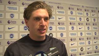 I thought we dominated the game | Match-winner Adam Reach on victory at Brighton