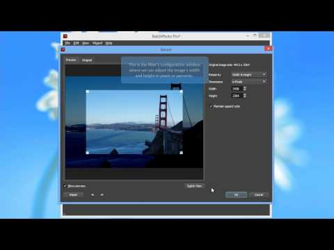 How to Resize Photos