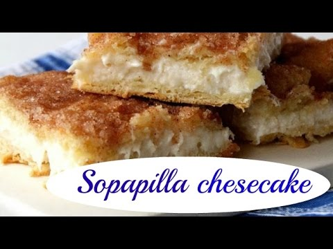 HOW TO : Sopapilla Cheesecake