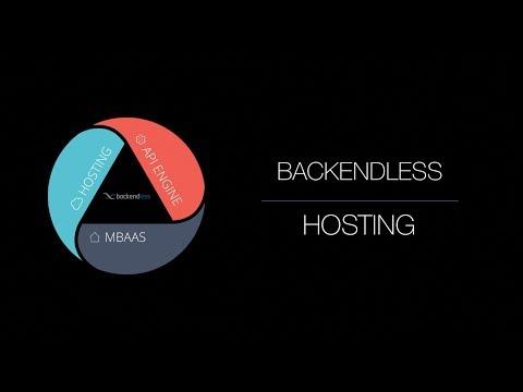 Backendless Hosting