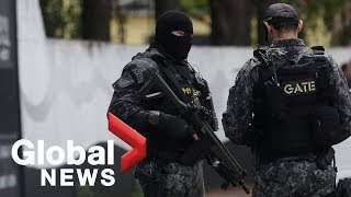 Brazil elementary school shooting leaves 10 dead, 17 injured: Police