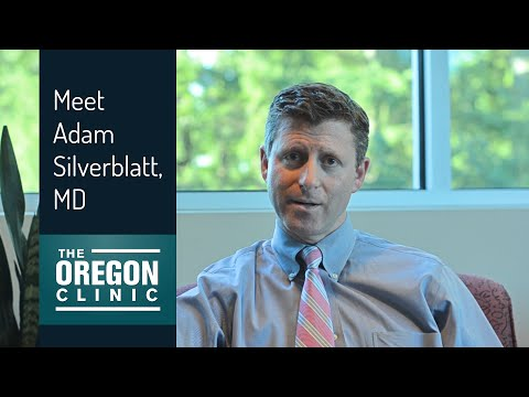 Meet Adam Silverblatt, Gastroenterologist