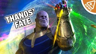 Did the Infinity War Directors Spoil Thanos' Fate? (Nerdist News w/ Jessica Chobot)