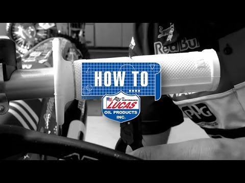 How To | Install Grips - TransWorld Motocross