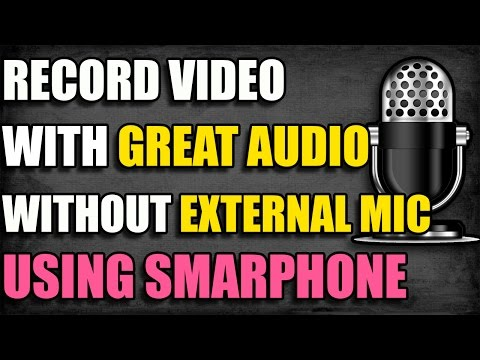 How to Record video with Great Audio Quality (Clear & Loud Voice ) | Tips & Tricks