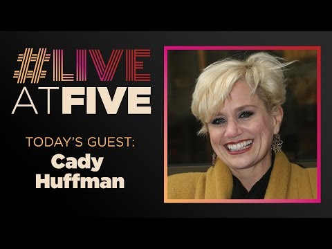 Broadway.com #LiveatFive with Cady Huffman of CHICAGO