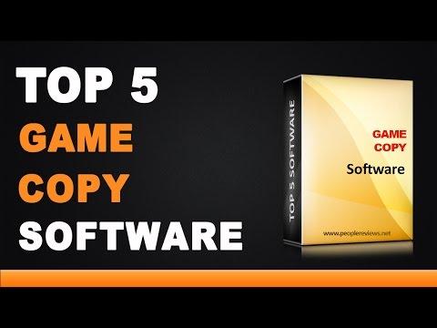 Best Game Copy Software - Top 5 List