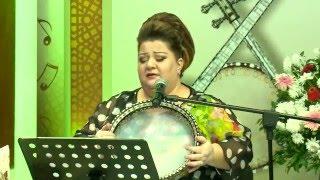 Konul Xasiyeva & Nadir Bayramli - Ana mugami (canli ifa - 2016)