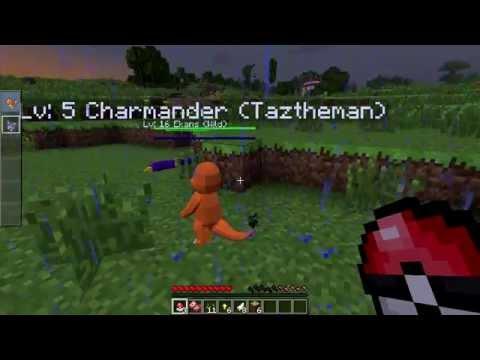 Pixelmon - I Choose Charmander [1]