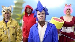 Sonic Boom - Sonic Parody & Parkour - #SonicBoom